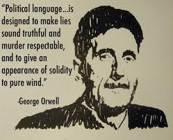 george orwell hero